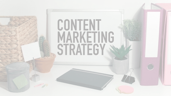 how to create your content strategy
